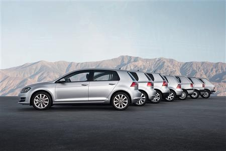 Volkswagen to End Production of Golf for U.S. Market