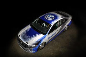 Volkswagen Prepares All-New 2019 Jetta For Bonneville Speed Record Attempt