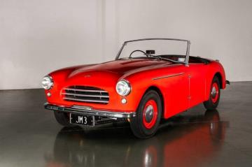 Important Prestige Classic Car Collection to be Auctioned in New Zealand