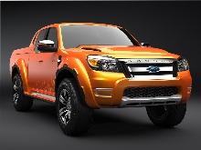 Ford Ranger Max Concept