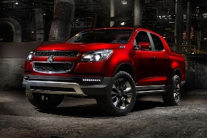 AUSSIE INSPIRED HOLDEN COLORADO LEADS THE CHARGE AT 2011 MELBOURNE MOTOR SHOW