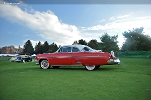The 1954 Mercury Monterey