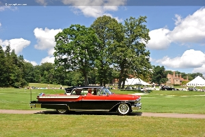 The 1957 Mercury Turnpike Cruiser