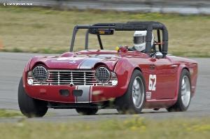 The 1962 Triumph TR4