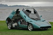 Lamborghini Raptor Zagato Coupe