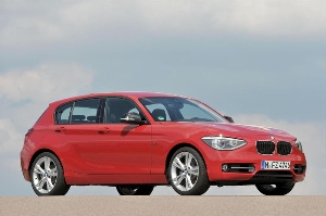 The BMW 1-Series Sport Line