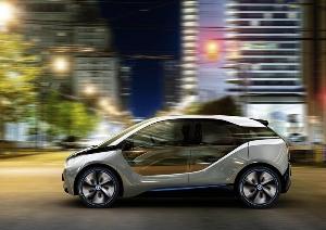 BMW i3 Concept – dynamic, compact, emission-free
