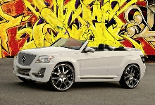 Mercedes-Benz GLK Urban Whip Boulevard Custom