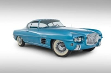 Two 1950s Auto Show Cars to Share the Spotlight at RM's 'Automoibles of Arizona' Event