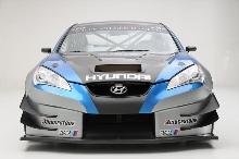 Hyundai Genesis RHYS Millen Racing
