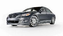 Hyundai RIDES Genesis Sedan