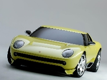 2006 Lamborghini Miura Concept