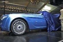 Unveiling of the Rolls-Royce Hyperion Concept