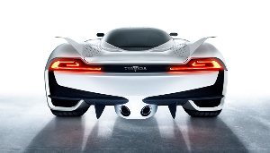 SSC Announces Name of Next Generation Supercar