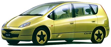 2001 Mazda CU-X
