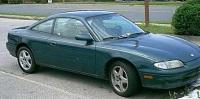1996 Mazda MX-6 image.