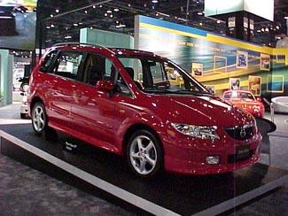 2001 Mazda Premacy thumbnail image