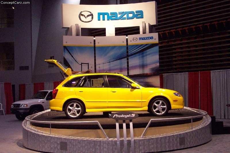 2002 Mazda Protege 5 Conceptcarz Com Images, Photos, Reviews