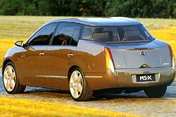 1997 Mazda MS-X