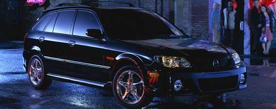 2000 Mazda Protege thumbnail image