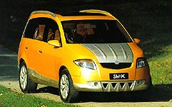 1997 Mazda SW-X
