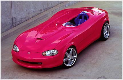 2000 Mazda Miata Mono Posto Thumbnail Image