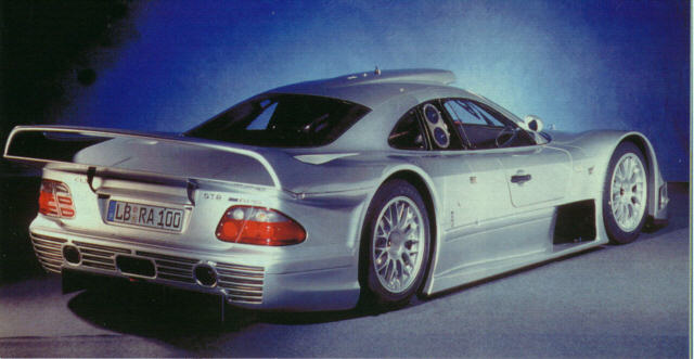 1998 Mercedes-Benz CLK-GTR