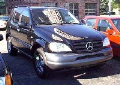 1998 Mercedes-Benz ML320 image.