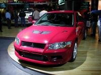 2002 Mitsubishi Lancer Evo VII image.