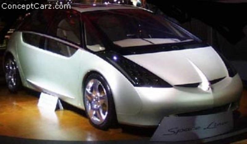 2002 Mitsubishi Spaceliner Concept