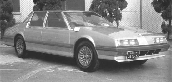 1978 Nissan AD-2