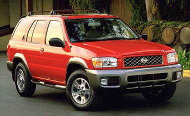 1999 Nissan Pathfinder History Pictures Value Auction