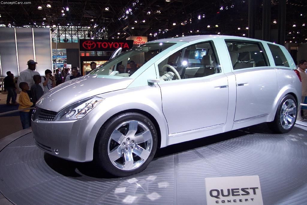 2002 Nissan Quest Image. https://www.conceptcarz.com ...