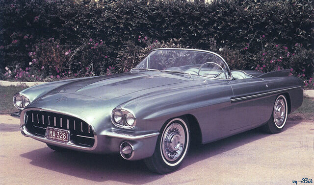 F88 oldsmobile concept car