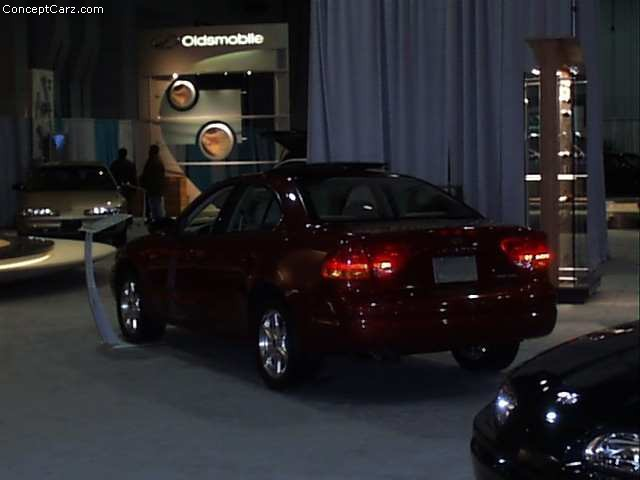 2001 Oldsmobile Alero Pictures History Value Research News Conceptcarz Com