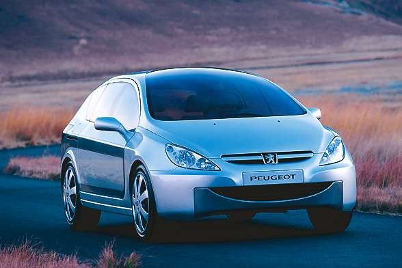 2001 Peugeot Promthe Concept Wallpaper And Image Gallery