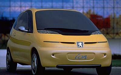 1994 peugeot ion concept pictures history value research news. Black Bedroom Furniture Sets. Home Design Ideas
