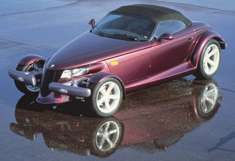1993 Plymouth Prowler