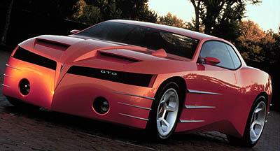 1999 Pontiac GTO Concept | conceptcarz.com
