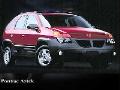2001 Pontiac Aztek image.