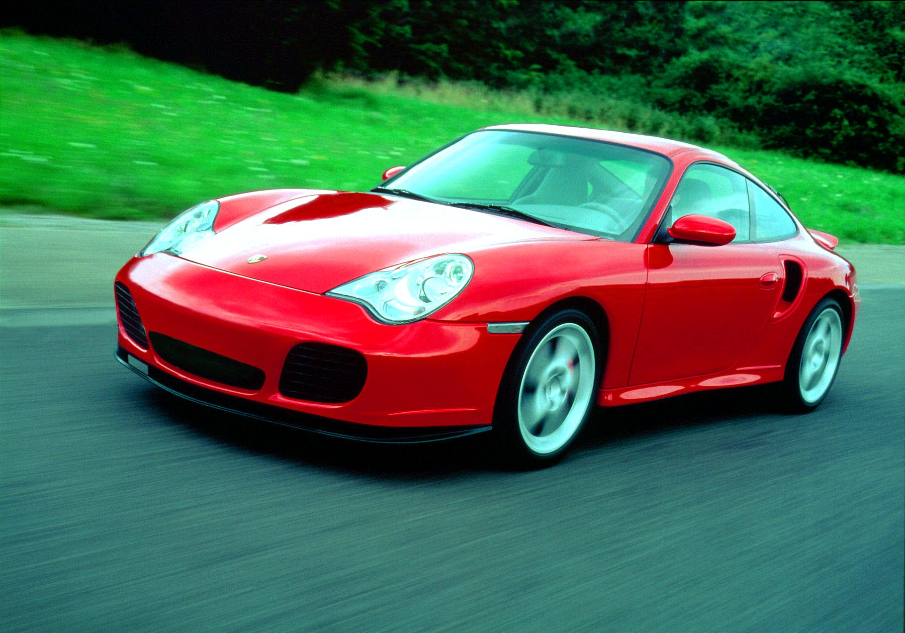 2000 Porsche 911 Turbo Image Photo 5 Of 17