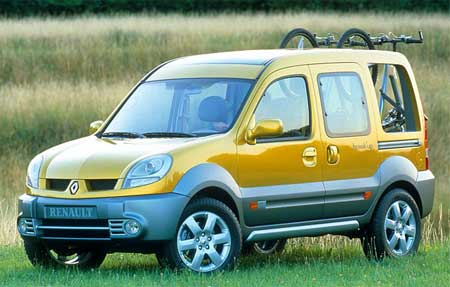 2001 Renault Kangoo History Pictures Value Auction