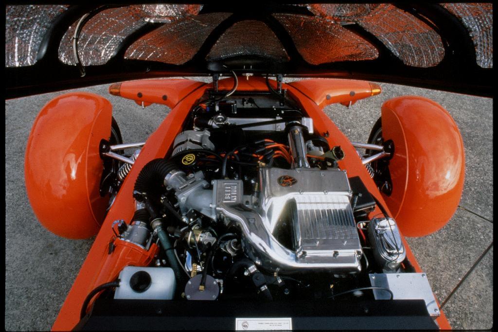 1995 Rinspeed Roadster SC-R