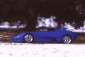 1994 Rinspeed EB110 Cyan Concept image.