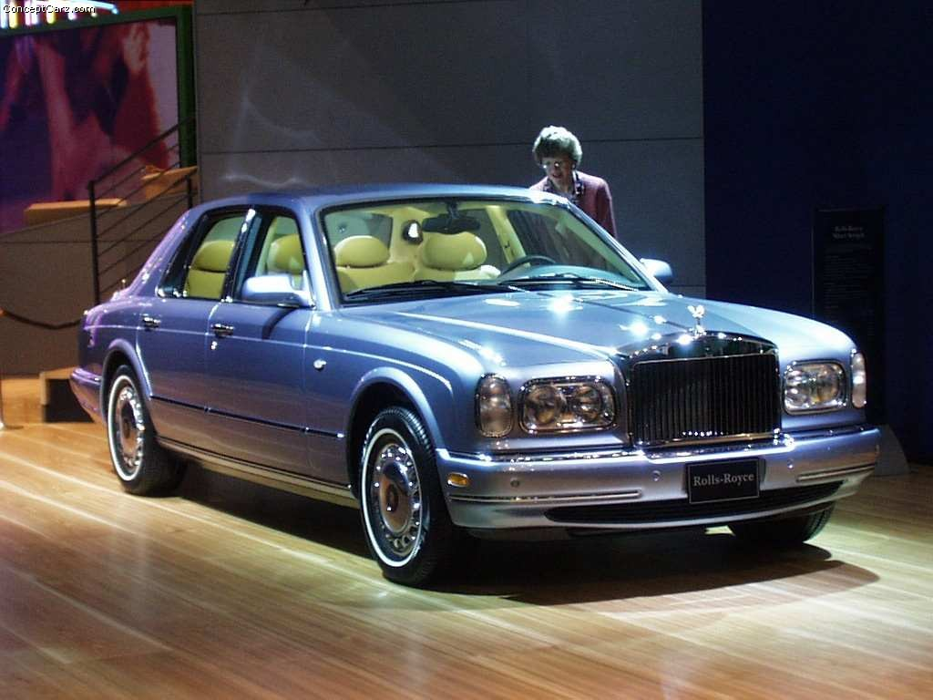Auction Results And Data For 2000 Rolls Royce Corniche
