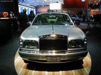 2002 Rolls-Royce Park Ward image.
