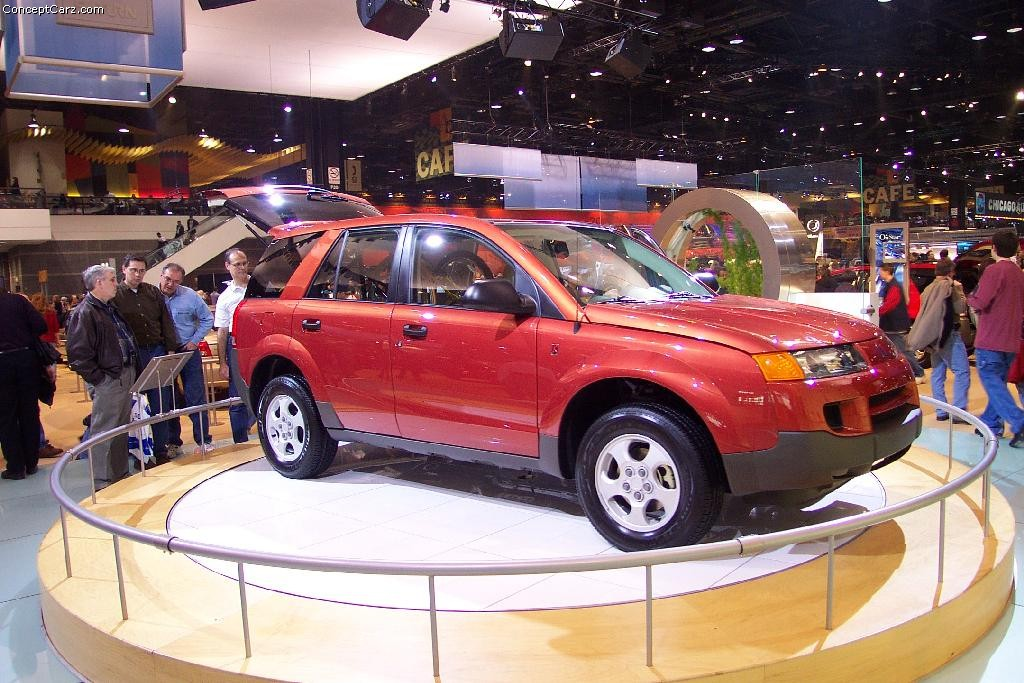 2003 Saturn Vue History Pictures Value Auction Sales Research And News
