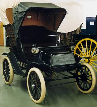 1902 Studebaker Runabout History Pictures Value Auction