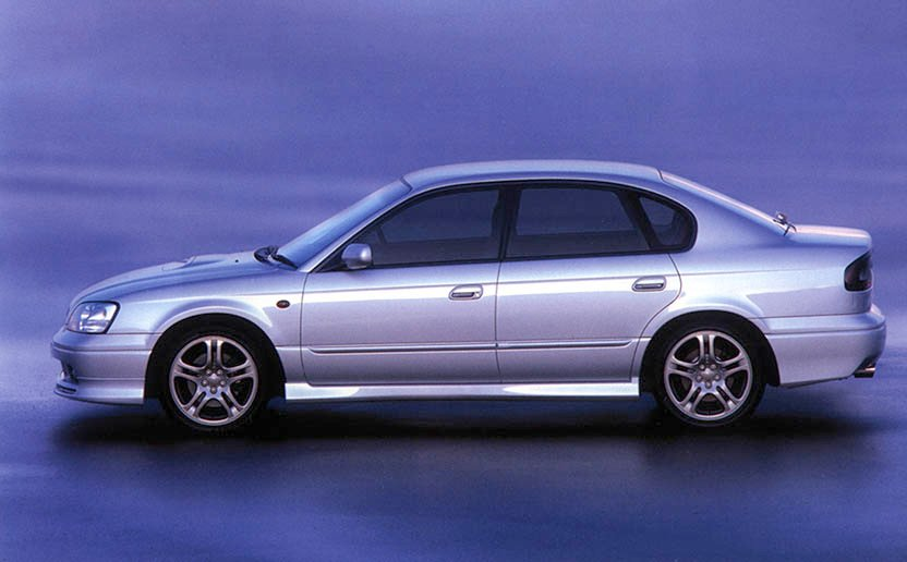Legacy Auto Sales >> 2000 Subaru Legacy B4 RSK Pictures, History, Value ...