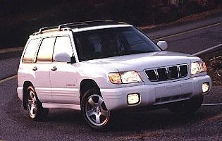 2002 Subaru Forester thumbnail image